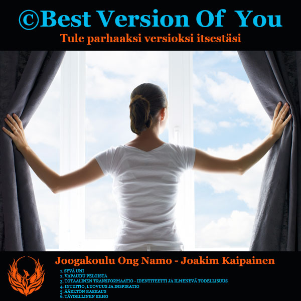 ©Best Version Of You – meditaatioäänitteet
