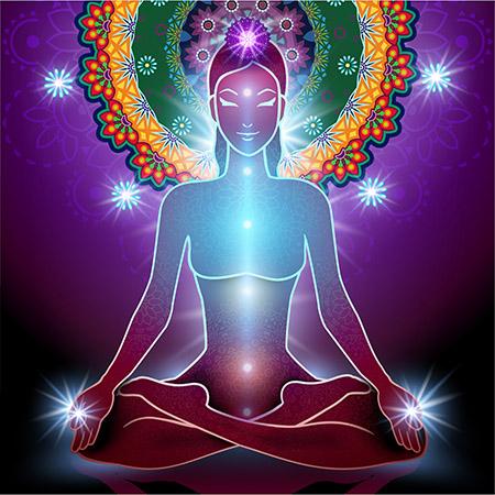 Energeettinen havahtuminen Minä Olen -tietoisuuteen