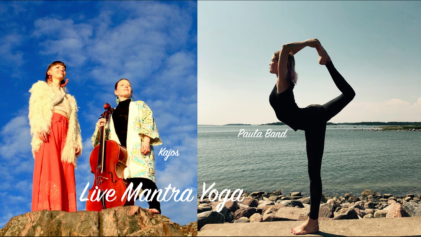 FLOW INTO THE EARTH – LIVE MANTRA YOGA